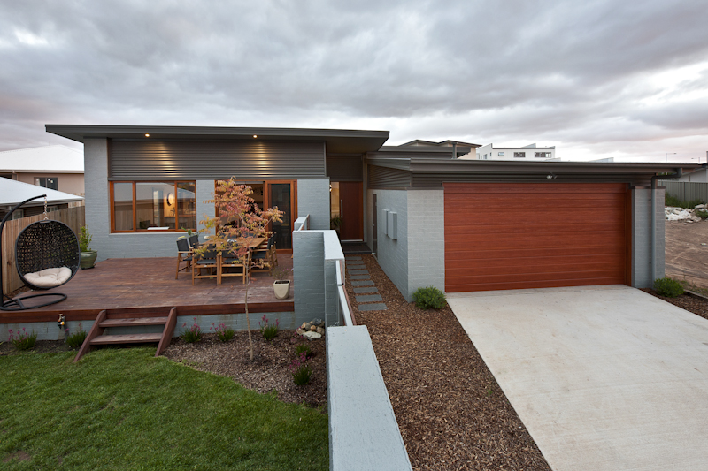 The Wright House A New Sustainable Home In Canberra