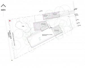 Platzen Site plan